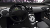 FH4 Koenigsegg CC8S Interior