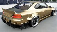 FH3 Silvia 00 HE Rear