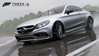 FM6 Mercedes-AMG C63S Official