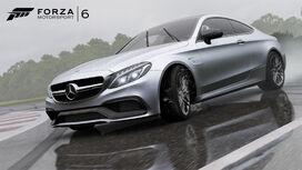 FM6 Mercedes-AMG C63S Official