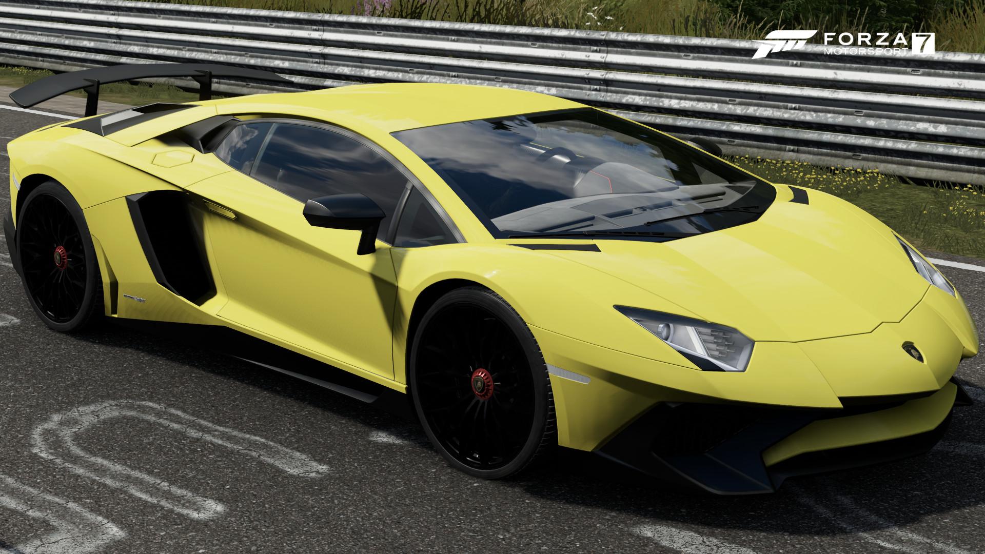Lamborghini Aventador Lp 750 4 Sv Forza Motorsport Wiki Fandom