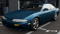 FM7 Nissan Silvia 94 Front