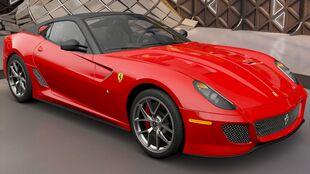 Ferrari 599 GTO in Forza Horizon 3
