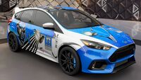 FH3 Ford Focus 17 VIP Front