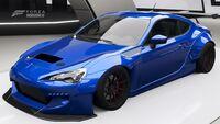 FH4 Subaru BRZ D Front