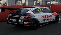 FM7 Nissan 23 Altima Rear