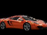 McLaren 12C Coupé
