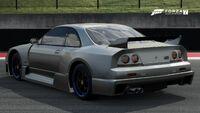 FM7 Nissan GTR 95 Rear