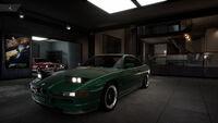 FS BMW 850CSi FE Front