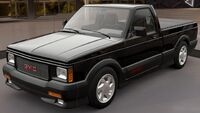 FH3 GMC Syclone Front