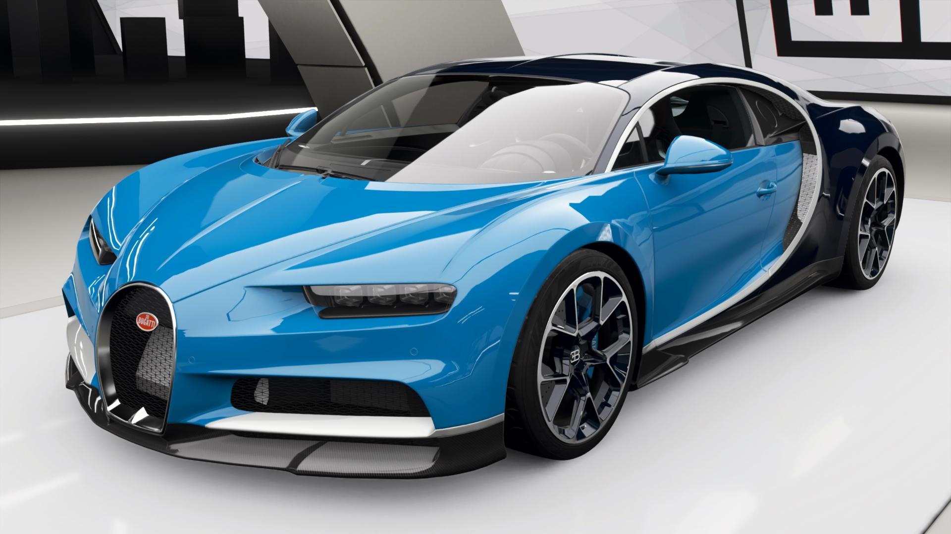 Bugatti Chiron   Forza Motorsport Wiki   FANDOM powered by Wikia