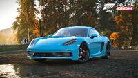 FH4 Porsche Cayman 18 Promo
