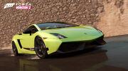 FH2 Lamborghini GallardoLP570-4