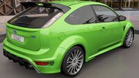 FH3 Ford Focus RS 2009 Rear