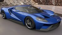 FH3 Ford GT 17 Front