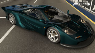 The 1997 McLaren F1 GT in Forza Motorsport 7