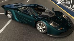 The 1997 McLaren F1 GT in Forza Motorsport 7