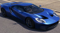 FH3 2017 Ford GT Front