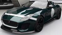 FH4 Jaguar Project 7 Front