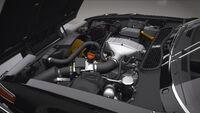 FH4 Rover SD1 Engine