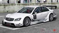FM4 Mercedes C-Class