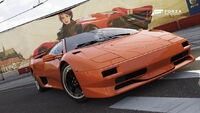 FM6 Lamborghini Diablo SV