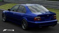 FM7 BMW M5 03 Rear