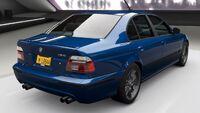 FH4 BMW M5 03 Rear