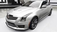 FH4 Cadillac ATS-V Front