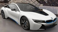 FH3 BMW i8 Front