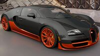 FH3 Bugatti VeyronSS