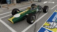 FM7 Lotus Type 49 Front