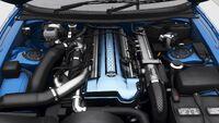 FH4 Toyota Supra 98 Engine