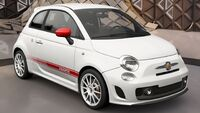 FH3 Abarth 500 Front