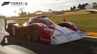Toyota 3 Toyota Motorsports GT-ONE TS020 in Forza Motorsport 5