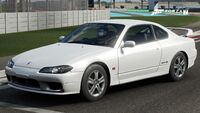 FM7 Nissan Silvia 00 Front
