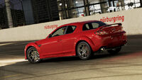 FM6 Mazda RX8