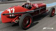 FM7 Alfa Romeo P3 Rear