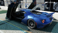FM7 Ford GT 17 Vista