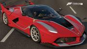 FM7 Ferrari FXX K Front