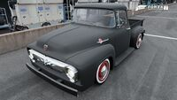 FM7 Ford F-100 FE Front