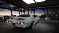 FS Pontiac GTO 69 Rear
