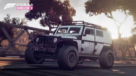 FH2 Jeep Wrangler FFE