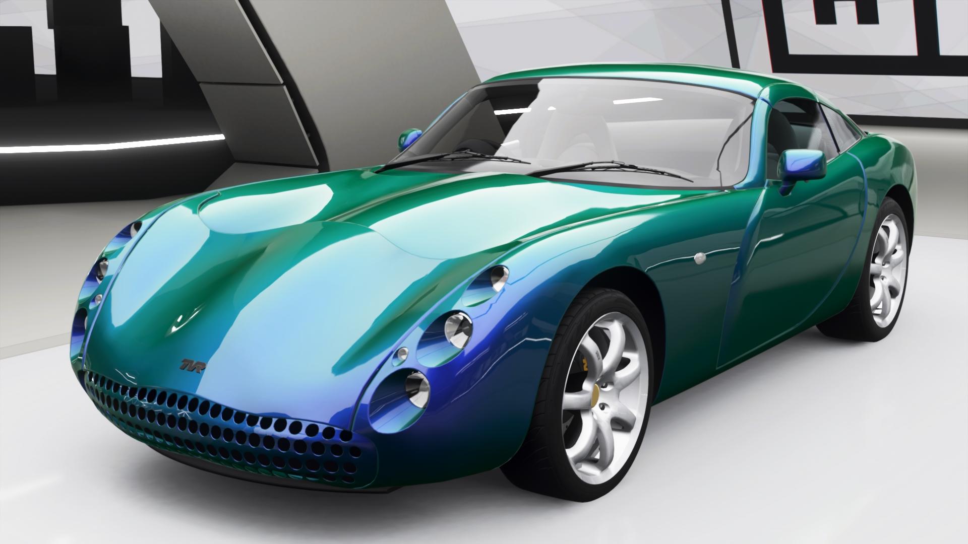 TVR Tuscan S | Forza Motorsport Wiki | FANDOM powered by Wikia
