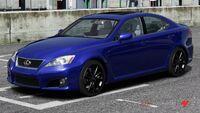 FM4 Lexus IS F