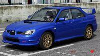 FM4 Subaru WRX 05