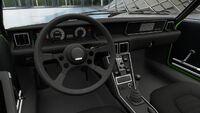 FH3 Fiat X1-9 Interior