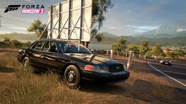FH3 Ford Crown Victoria Promo