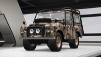 FH4 Land Rover Series III Forza Edition front