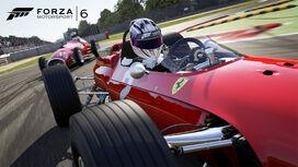 FM6 Ferrari F-158 F1